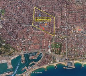 Quadrat D'Oro Barcelona